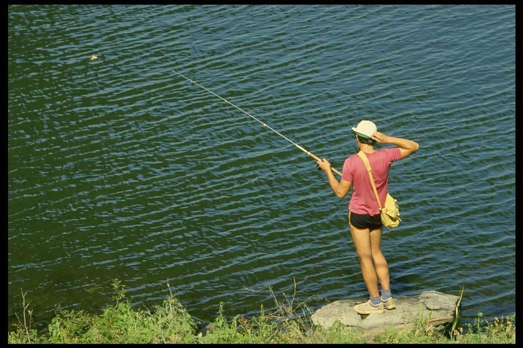 отдых рыбная ловля  васюринская
